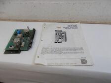 Dukane Loudspeaker Paging Adapter w Manual 9A1565