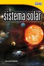 Nonfiction Readers: El Sistema Solar by Kenneth Walsh (2012, Paperback, Revised)
