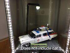 Ghostbusters Ecto1 Hot Wheels Elite Car Diorama 1:18