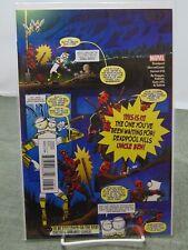 Deadpool #16 016 Variant Cover Secret  Marvel Comics vf/nm CB1580