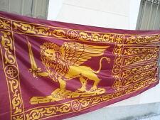 Gonfalone Bandiera Veneta Leone con spada dim. 300x150 cm