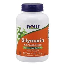 NOW FOODS Silymarin Milk Thistle Extract Pure Powder - 113g