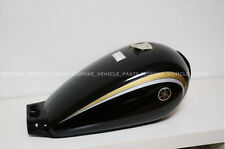 Yamaha gas fuel petrol tank YB125 SP motorcycle classic cafe racer Black Genuine