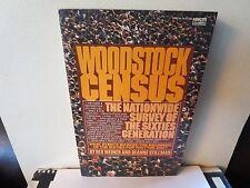 WOODSTOCK CENSUS (NEW) Baby Boomer, The Sixties, The Grateful Dead, Vietnam, Sex