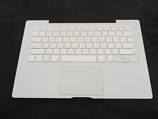 "NEW White Top Case w/ US Keyboard Trackpad for MacBook 13"" A1181 2006 Mid- 2007"