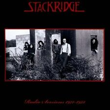 Radio Sessions 1971-1973 by Stackridge (CD, Oct-2012, Angel Air Records)