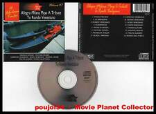 "ALLEGRO MILANA ""Plays A Tribute To Rondo Veneziano"" (CD)"