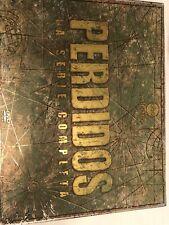 Perdidos Serie Completa Dvd Edicion Cofre Perfecta! Con Juego Senet Y Guia
