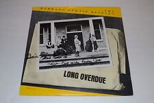 The Barbara Curtis Quintet~Long Overdue~AUTOGRAPHED~CJam Records~FAST SHIPPING