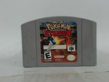 POKEMON STADIUM Nintendo 64 N64 Scratched