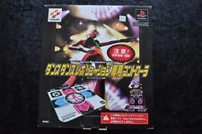 Dance Dance  Revolution Controller Konami Boxed New Playstation 1 PS1