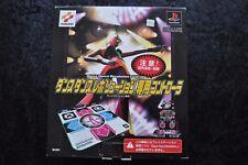 Dance Dance  Revolution Controller Konami Boxed New Playstation 1 PS1