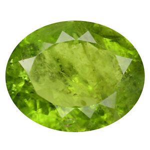 8.56 Cts Natural Pakistan PERIDOT  Stone for Jewelry Setting
