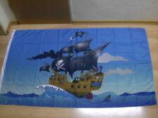 Fahnen Flagge Piratenschiff Robbe - 90 x 150 cm