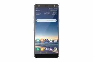 NEW in BOX LG K40 - Dark Silver: AT&T phone Unlocked. LMX420AS - 32GB