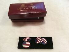 Penhaligon American Flag Cufflink Unused