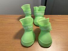 New listing Pet Dog Waterproof Shoes/Boots Anti-Slip Unisex 4Pcs