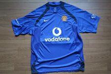 Manchester United Training Jersey Shirt Nike 100% Original 2005/2006 M USED