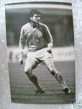 Original Press Photo SJAAK TROOST; Feyenoord & Holland Int'l Player