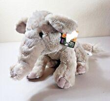 "2006 Take A Walk on the Wild Side TEMBO ELEPHANT Plush Kohl's Cares w/Tags 13"""