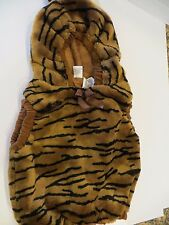Tiger costume  baby / toddler 12 - 24 mo. warm, furry