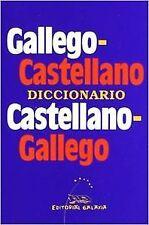 Diccionario Gallego-Castellano, Castellano-Gallego. ENVÍO URGENTE (ESPAÑA)