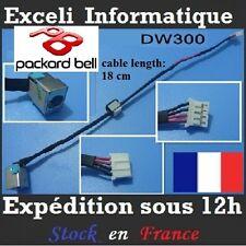 Conector dc jack alambre de cable Packard Bell easynote TM86 TM82 TM97 TM98 TM85