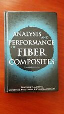 Analysis and Performance of Fiber Composites by Bhagwan D. Agarwal, K. Chandrash