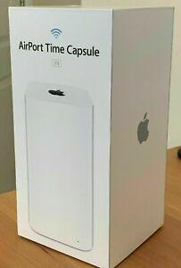  Apple Airport Time Capsule 3TB 802.11ac Modèle Me182b/A A1470 5th Génération