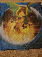 Charizard - The Figure Battle Game - Official Pokemon Promotional Fabric Banner