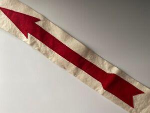 Order of the Arrow OA Felt Ordeal Sash by The Standard Pennant Co.