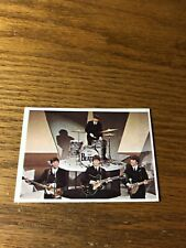 1964 beatles color cards #35