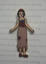 WDW 2001 Disney World SNOW WHITE IN RAGS DRESS from Princess Magnet Set PIN ONLY