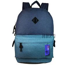 Backpack Rucksack Large Big School Travel Bag Sport Gym Boys Girls Men Ladies Blue Navy / Teal
