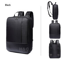 Men's Portfolio Briefcase Attache Case Messenger Shoulder Laptop Bag Backpack