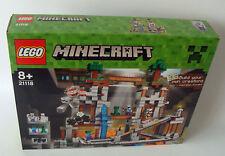 LEGO ® Minecraft 21118-Mine 926 pièces 8+ Neuf/New