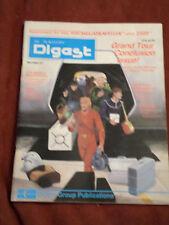 Traveller's Digest #21 (1990) Traveller 2300 One Last Stop Megatraveller
