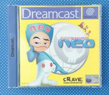 Super Magnetic neo (Sega Dreamcast, 2000, keep case)