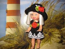 shelly kelly barbie tommy Puppenkleider Puppenstube Handarbeit Unikat Nr. 24