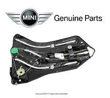 For MINI R52 R57 Cooper Window Regulator w/o Motor Electric Rear Driver LEFT