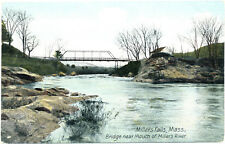 MILLERS FALLS MA – Bridge near Mouth of Millers River