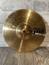 """More details for paiste pst5 splash 10""""/25cm splash cymbal / drum accessory"""
