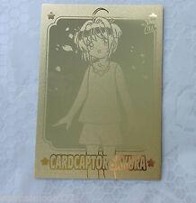 Cardcaptor Sakura Etching Part 3 Special Color Card #116