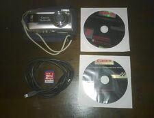"""Fotografia/Video""""FOTOCAMERA DIGITALE CANON POWER SHOT A 470""""Fodero/Micro SD/CD"""