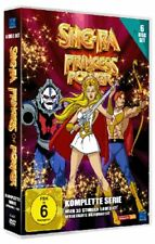 She Ra - Princess of Power Complete Series 1-3 All 93 Episodes NEW SEALED R2 DVD