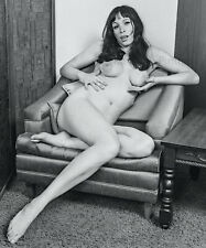A230 10x12 BUSTY 1960s Pinup, SHERI SOLOMON #6A * BIG BEAUTIFUL BREASTS! (NUDES)