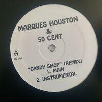 """Marques Houston & 50 Cent – Candy Shop (Remix) - Vinyl, 12"""", 33 ⅓ RPM - US 2005"""