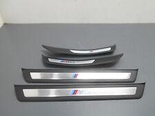 2013 12 13 14 15 16 BMW M5 F10 Door Sill / Tread Scuff Plates #2533