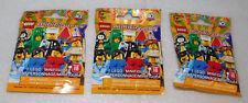 Lego Series 18 Birthday Girl Boy Cake 40th Anniversary Sealed Minifigures Lot 3