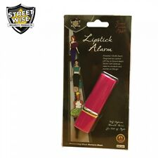 Lipstick Personal Alarm College Walking Self Defense Safety Security Protection